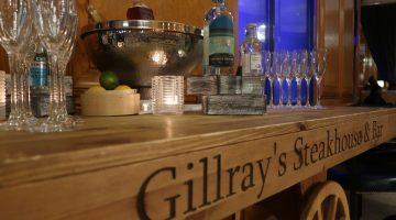 Gillrays Steakhouse goes Vegan