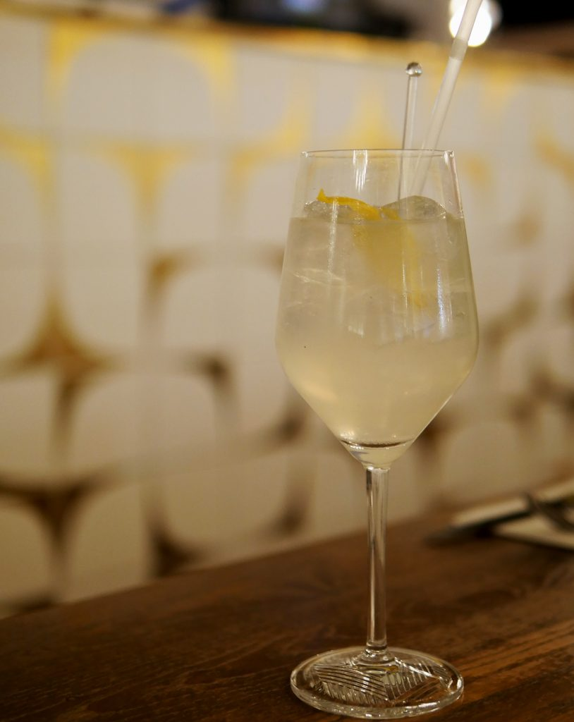 Grey Goose Cocktail - 5th Floor Cafe Harvey Nichols