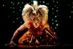 The Lion King at London's Lyceum Theatre