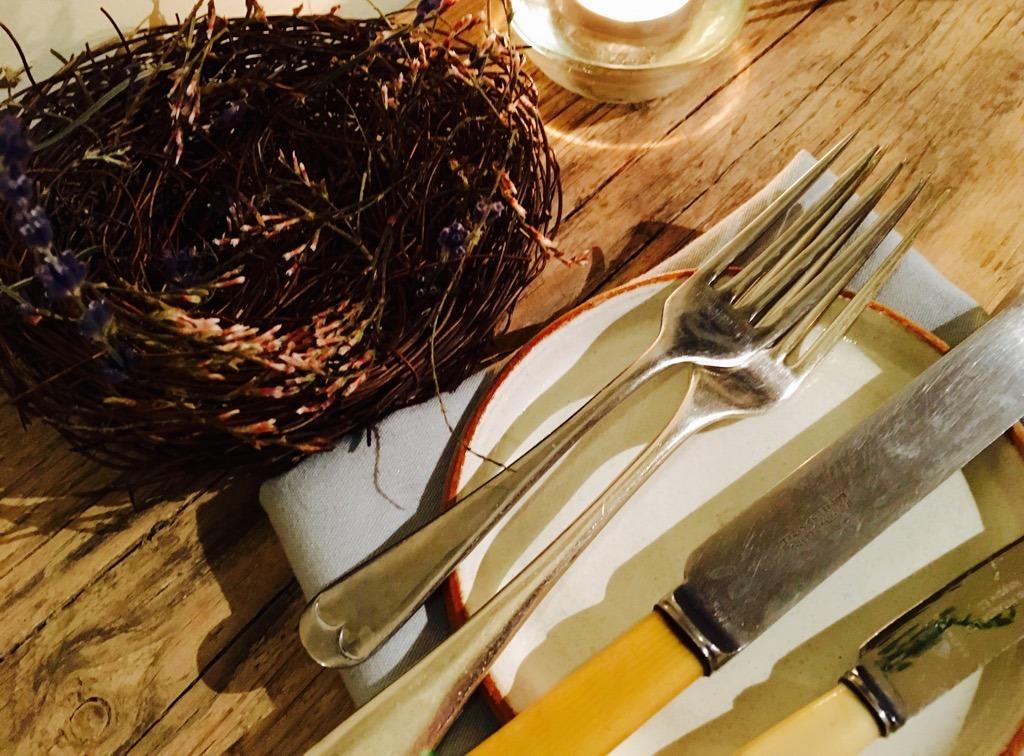 Nest cutlery