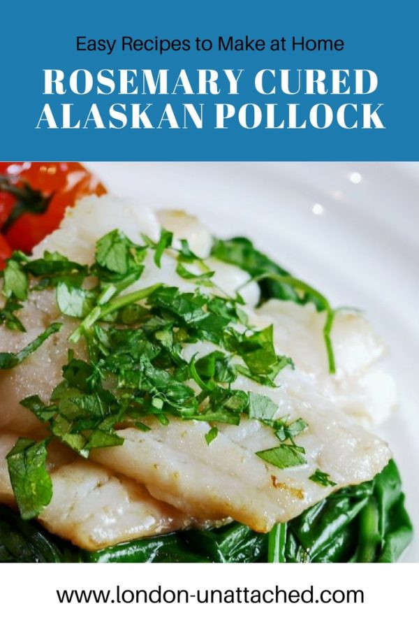 Pollock _ Alaskan Pollock Recipe _ Cured Pollock Recipe _ Alaskan Cured Pollock _ Easy Pollock Recipe
