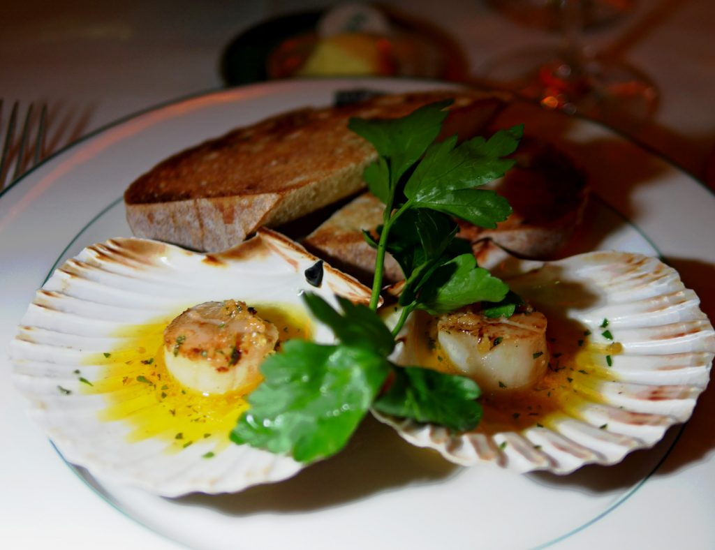 Scallops - Smith and Wollensky