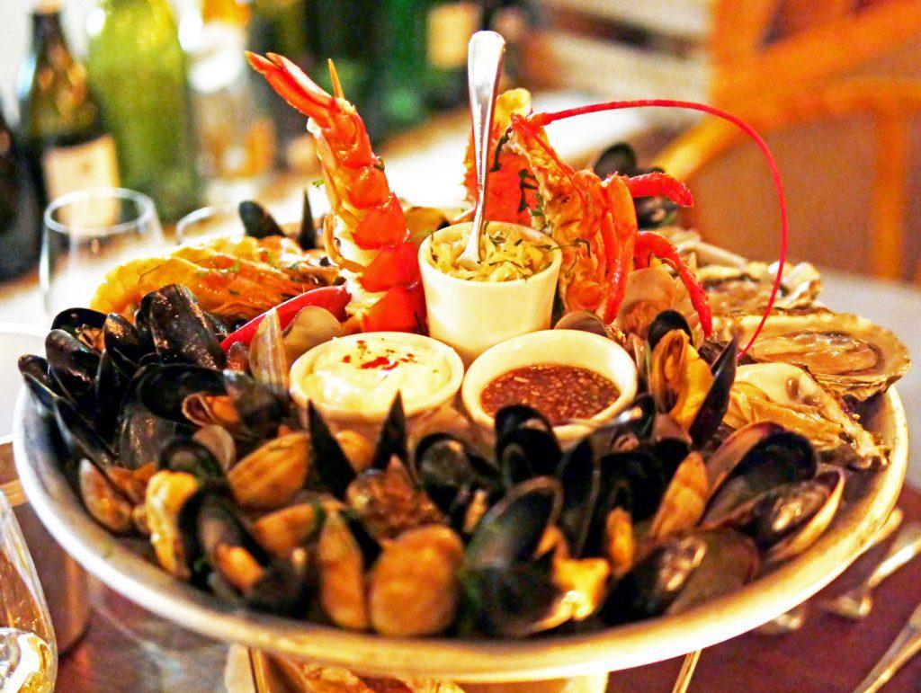 Seafood Platter - 28-50 Maddox Street