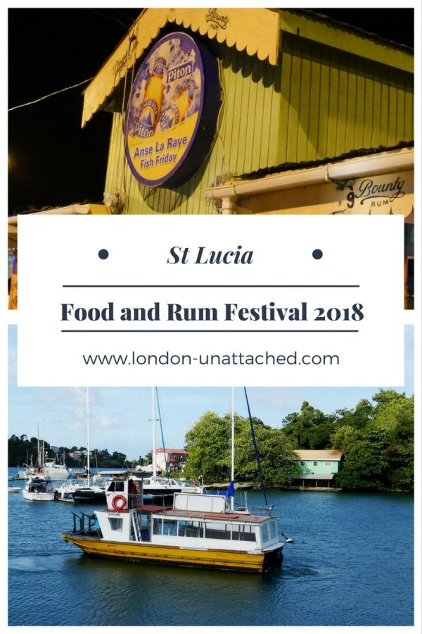 St Lucia Food and Rum Festival
