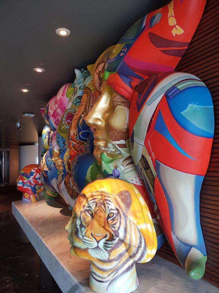 THE Park Hotel India Hotel Art