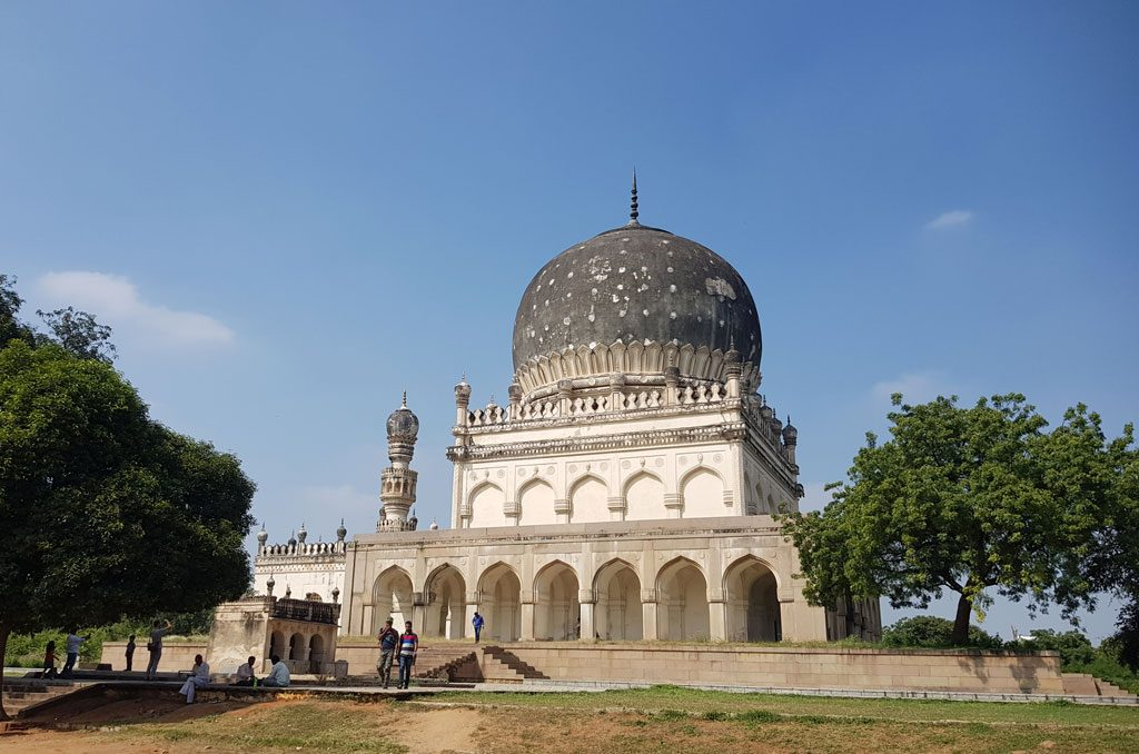 Qutb Shahi Tombs India Shahs Tomb