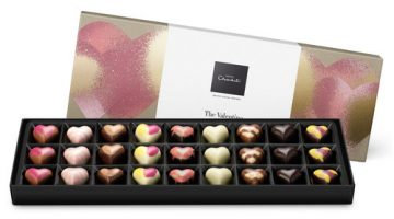#Win Valentine Sweet Hearts from Hotel Chocolat #Giveaway