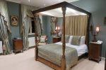 Ye Olde Bell spa hotel and restaurant bedroom