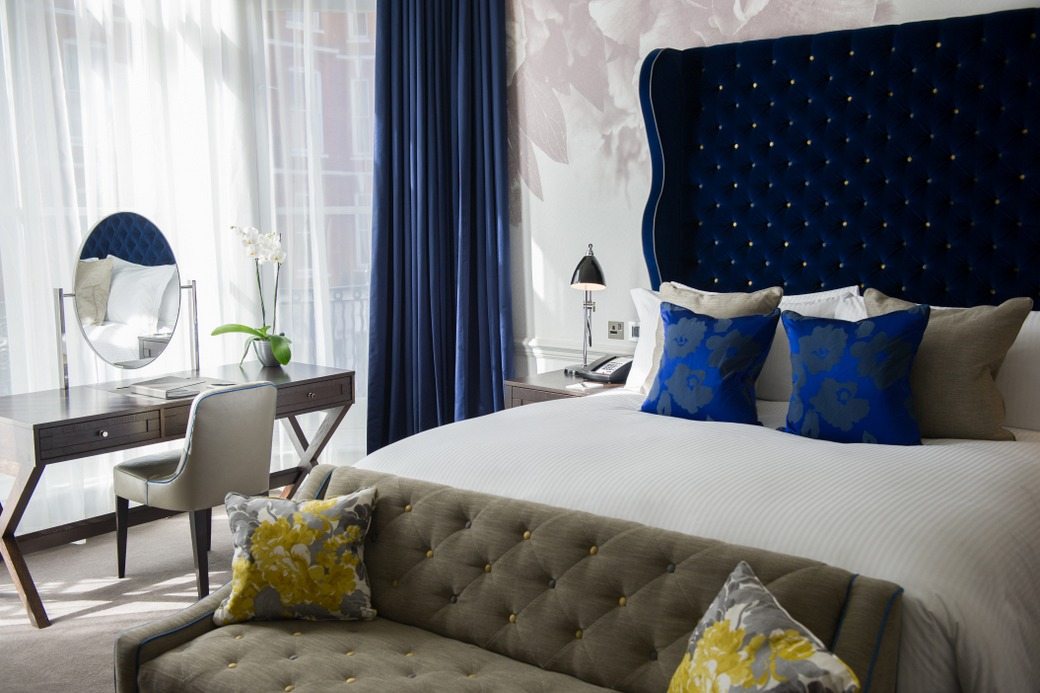 Ampersand Bedroom - Boutique Hotel South Kensington