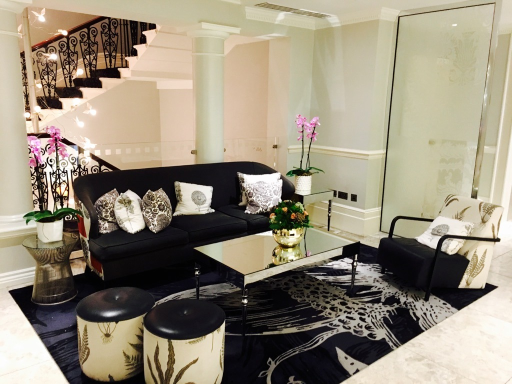 Ampersand lobby - boutique hotel London
