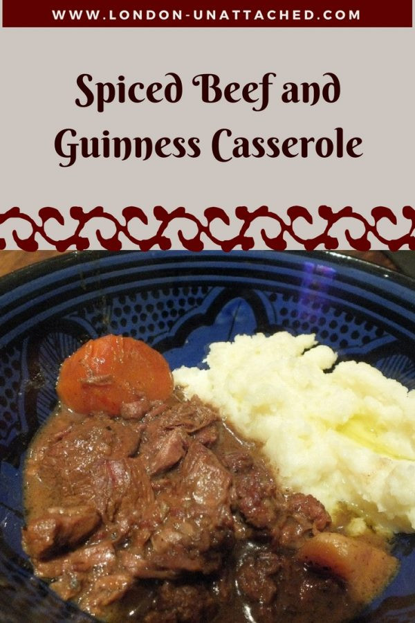 Beef and Guinness Casserole _ Beef and Guinness Stew _ Slow Cooked Beef with Guinness