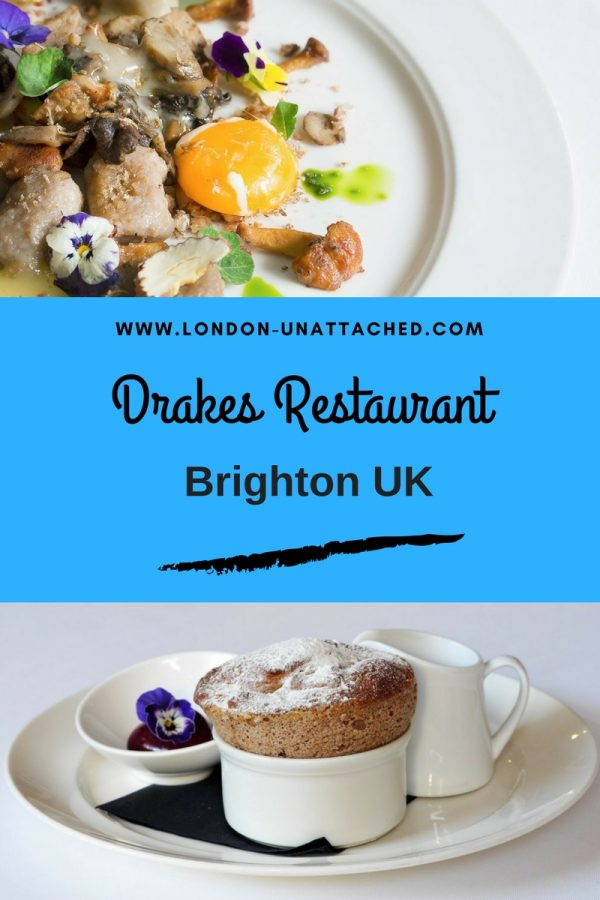 Best Restaurants Brighton UK - Drakes