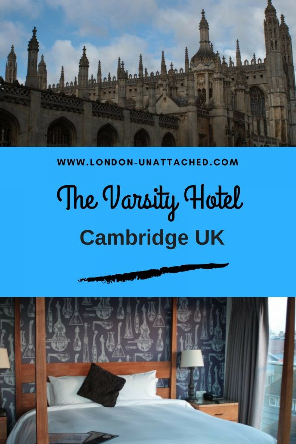 Boutique Hotel Cambridge - The Varsity Hotel Cambridge