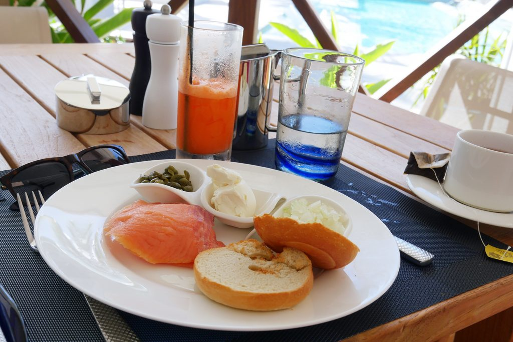 Breakfast - Serenity at Coconut Bay St Lucia Adult only All Inclusive