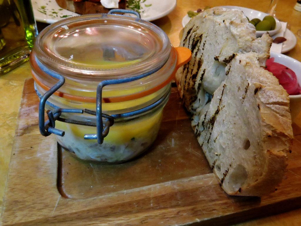 Cafe Rouge Reading Potted Mackerel