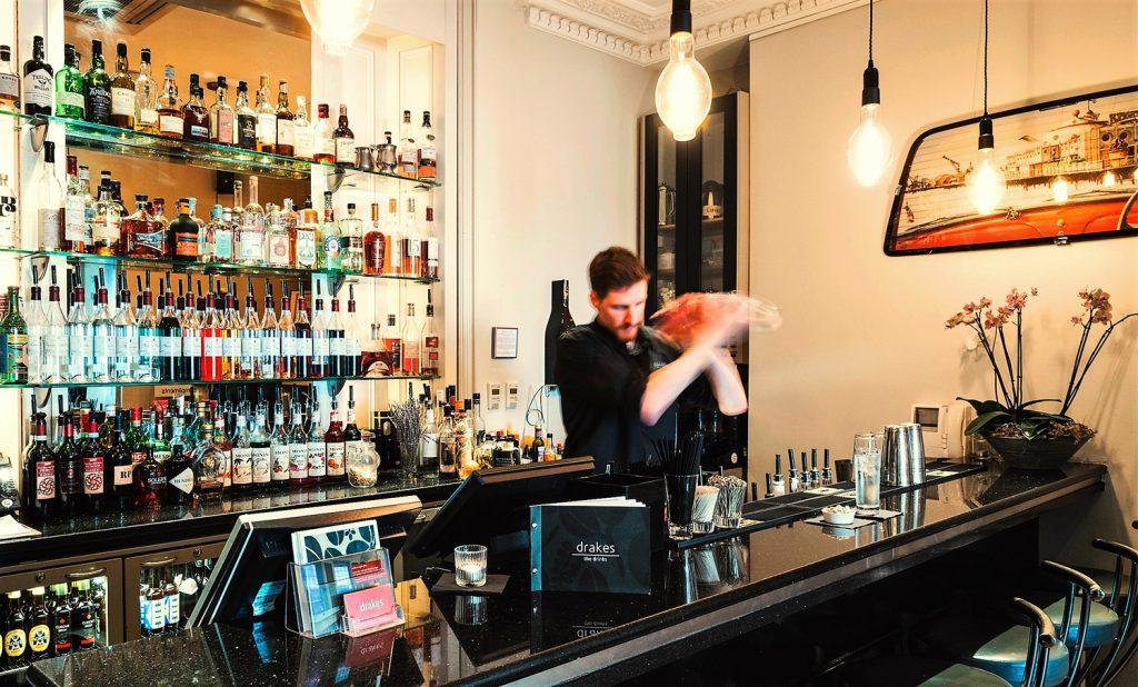 Drakes Hotel Brighton Bar 2
