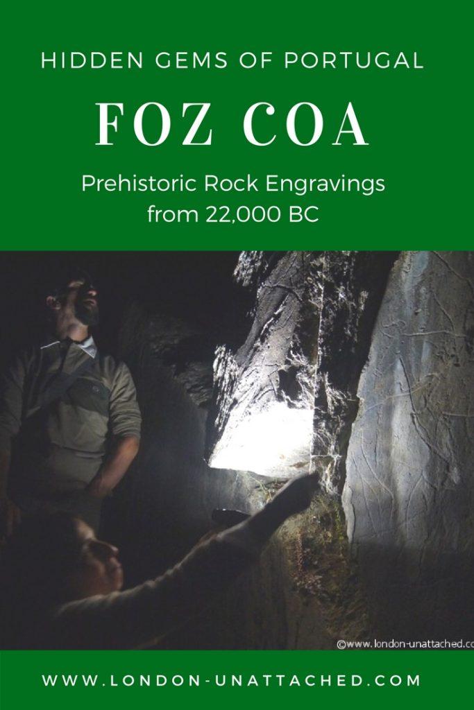 Foz Coa Portugal - Foz Coa Archaeological Site
