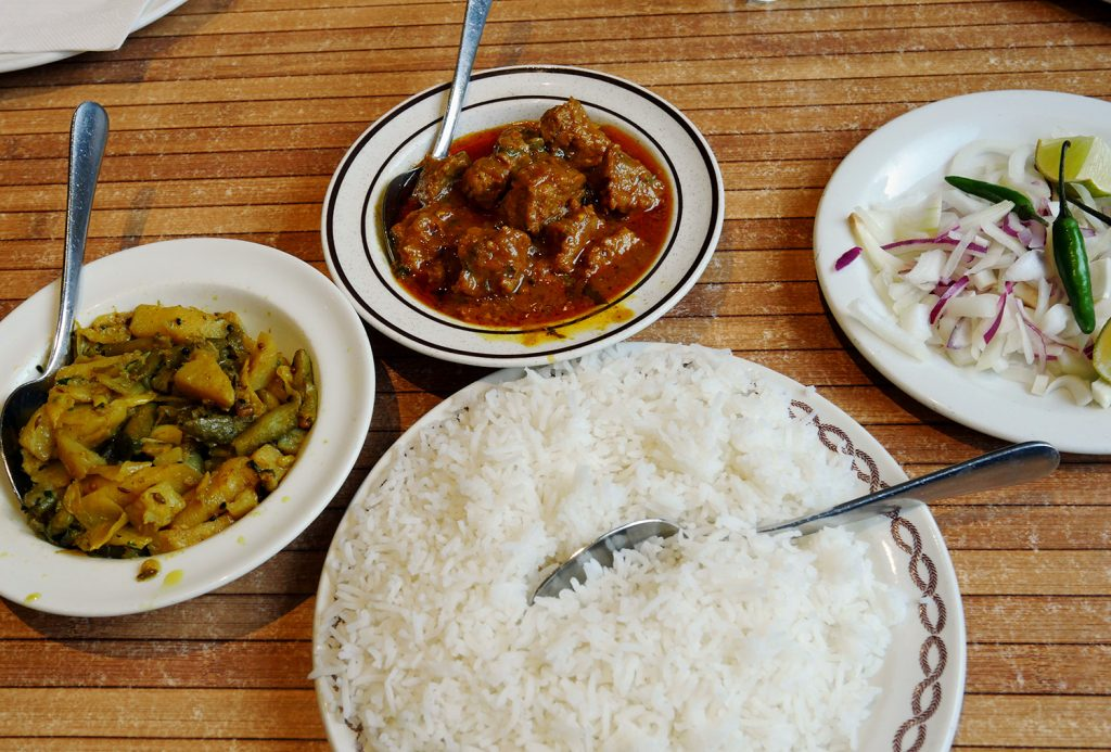 Gram Bangla - Fresh Water Fish Curries