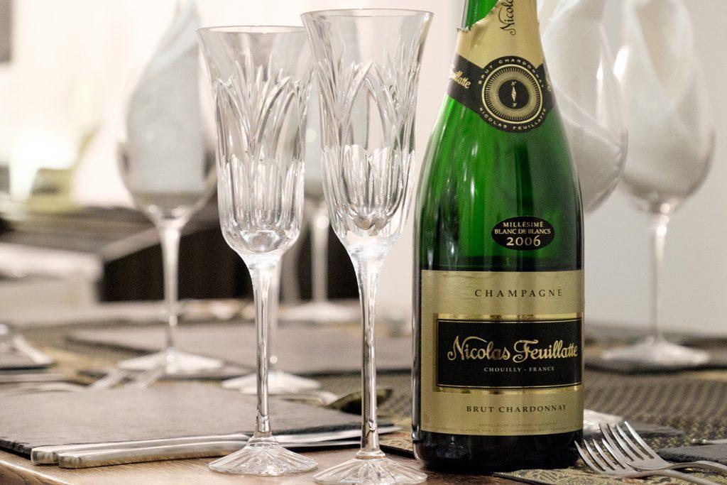 La Belle Assiette - Champagne