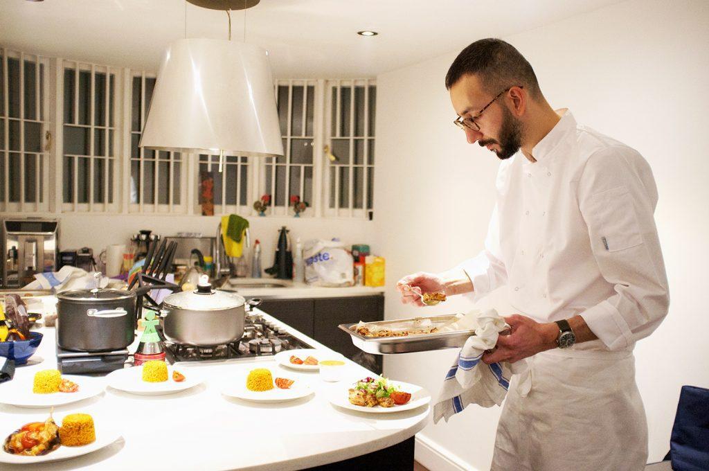 La Belle Assiette - Private Chef Plating