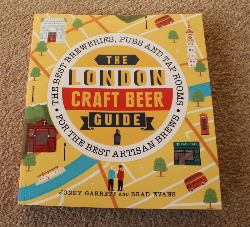 The london craft beer guide book review guide to craft for Guide to craft beer