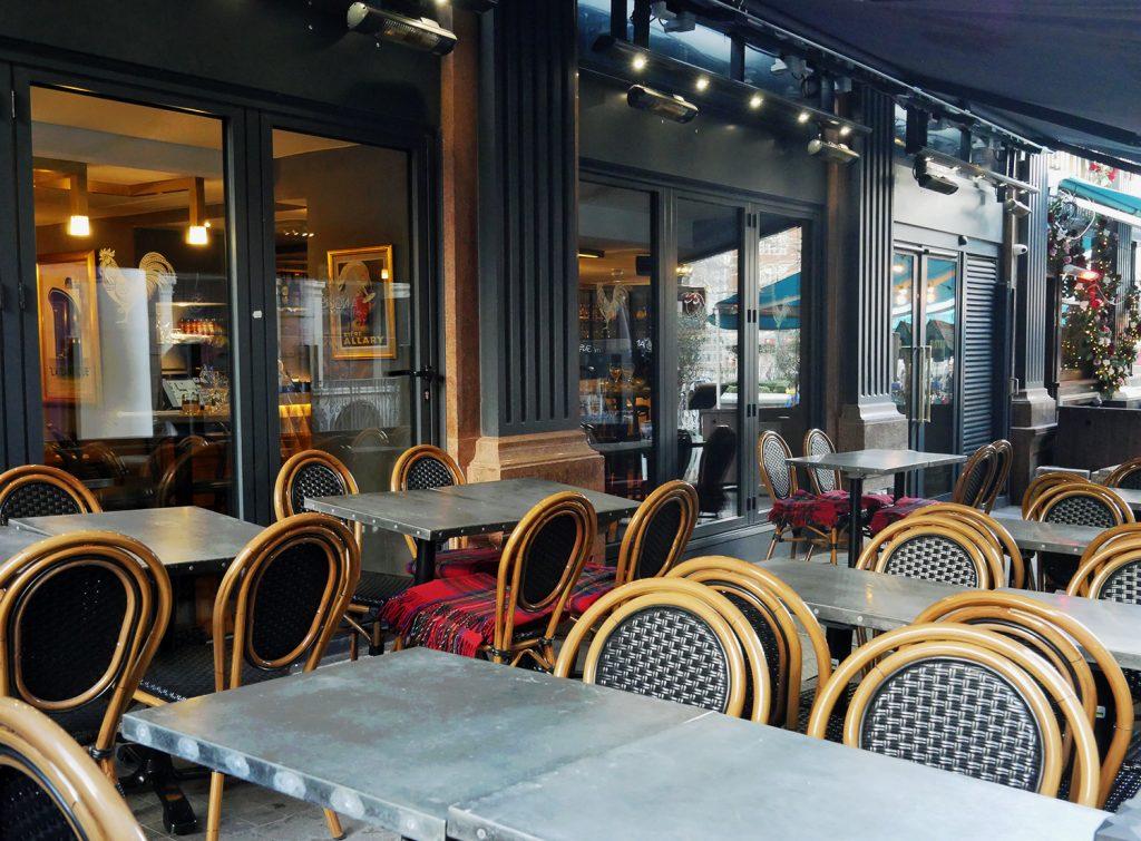 Petit Bistro - Boutique Hotel London
