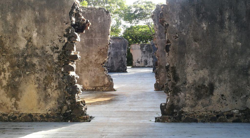 Pigeon Island Ruins