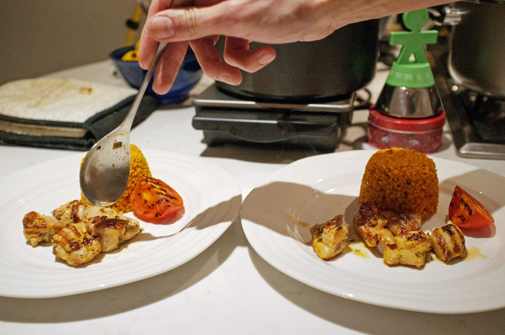 Private Chef from La Belle Assiette Plating