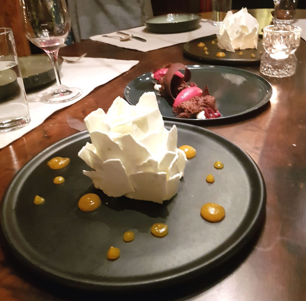 Quebec City Baked Alaska