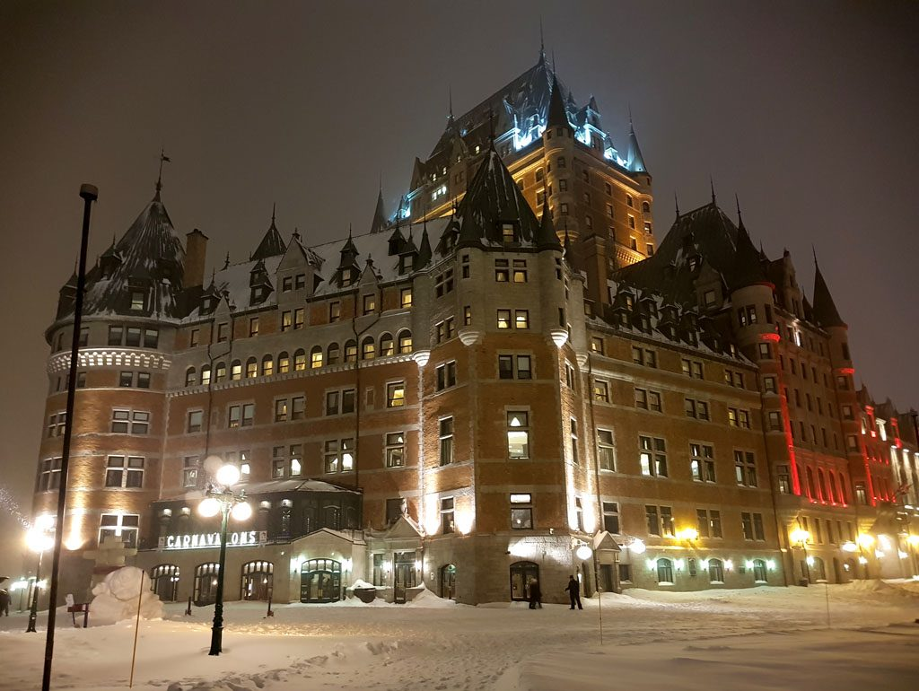 Quebec City Govenrment Building