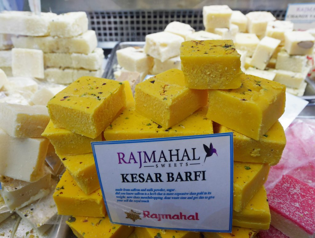 RajMahal Sweets Brick Lane
