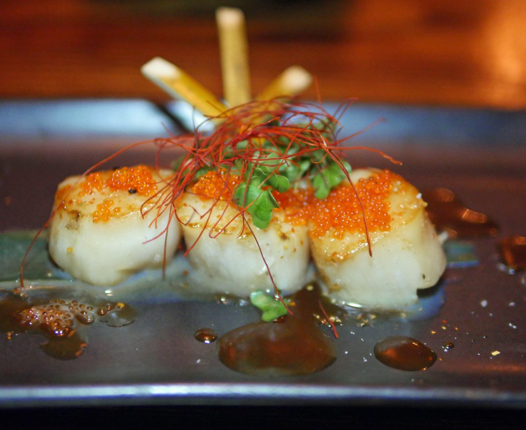 Scallops UKAI - Japanese Notting Hill