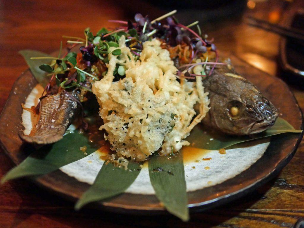 Seabass - UKAI Japanese Gastropub