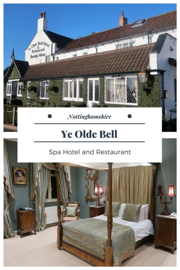 Spa hotel and restaurant _ Nottingham Spa Hotel _Ye Olde Bell