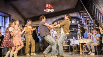 The Ferryman at The Gielgud Theatre