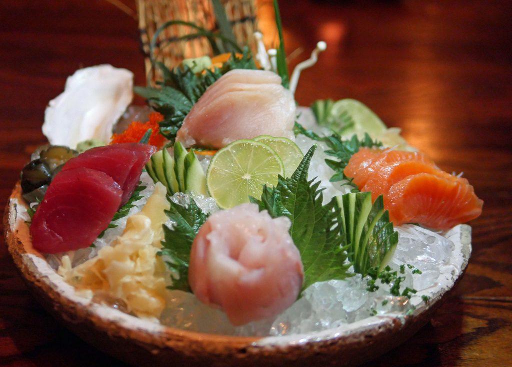 UKAI sashimi - Japanese Restaurant Ladbroke Grove