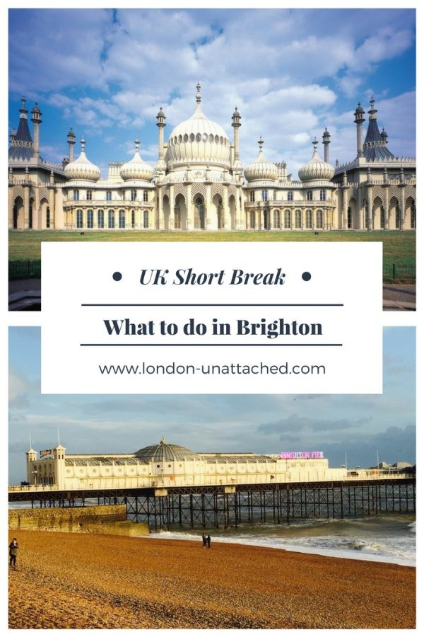 brighton short break _ brighton getaway _ brighton day trip _ brighton UK