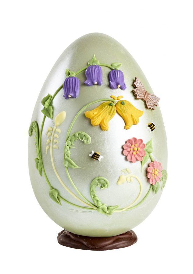 Bettys Spring Bloom Egg with Box Easter Eggs 2018