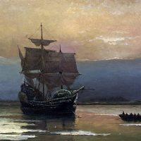 Plotting the Mayflower Heritage - a 400 Year Anniversary