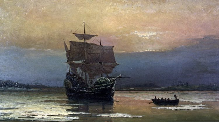 Plotting the Mayflower Heritage – a 400 Year Anniversary