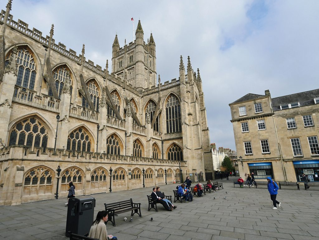 Bath Abbey - Bath Spa