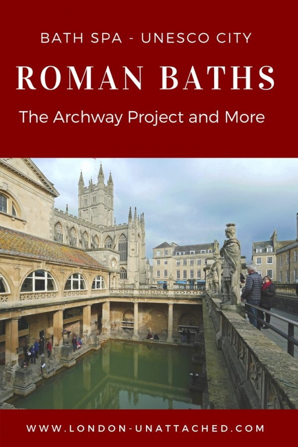 Bath Spa Roman Baths