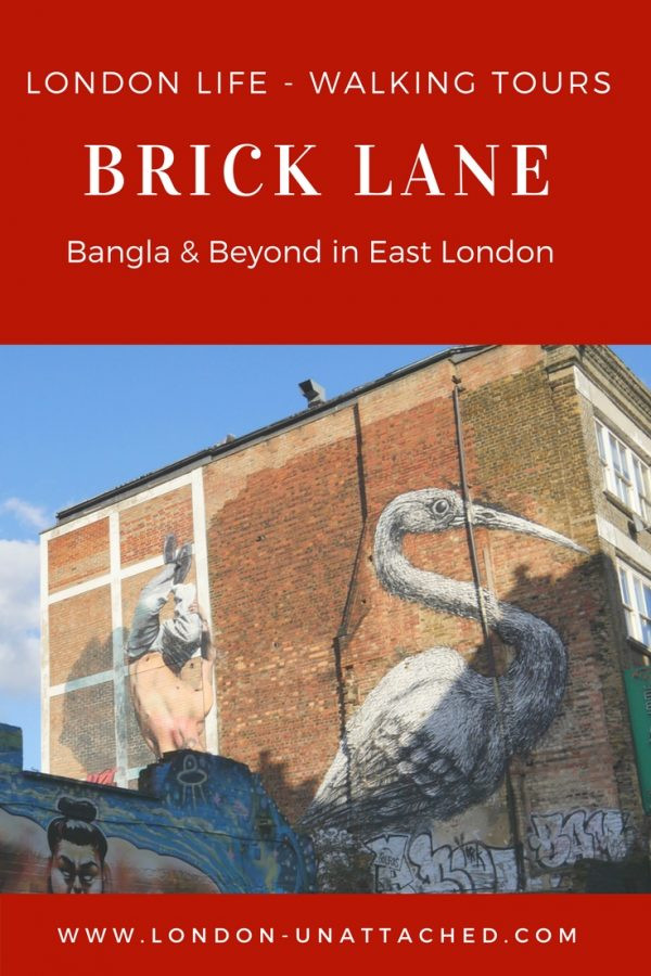 Brick Lane Walking Tour, Flavours of India