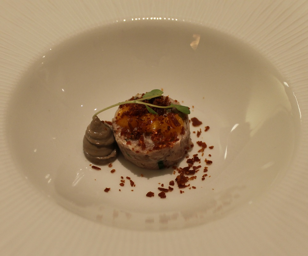 Cotswold House Hotel - amuse bouche