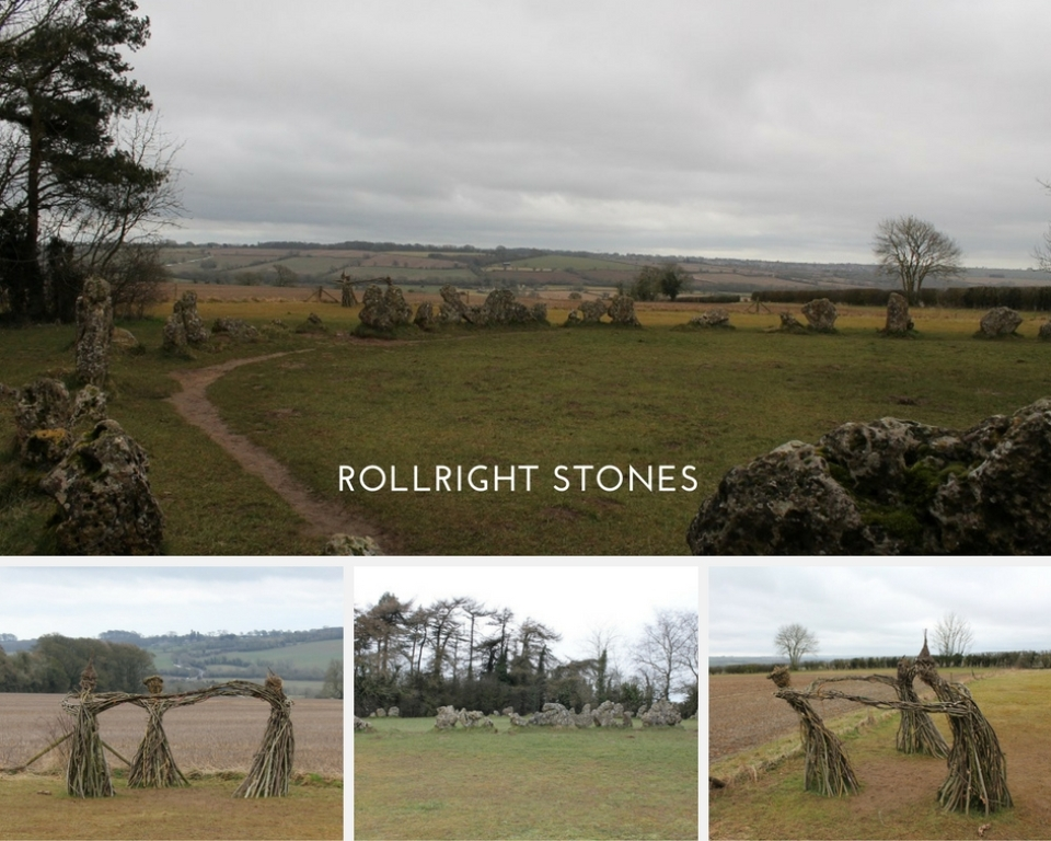 Cotswold House Hotel - Rollright stones