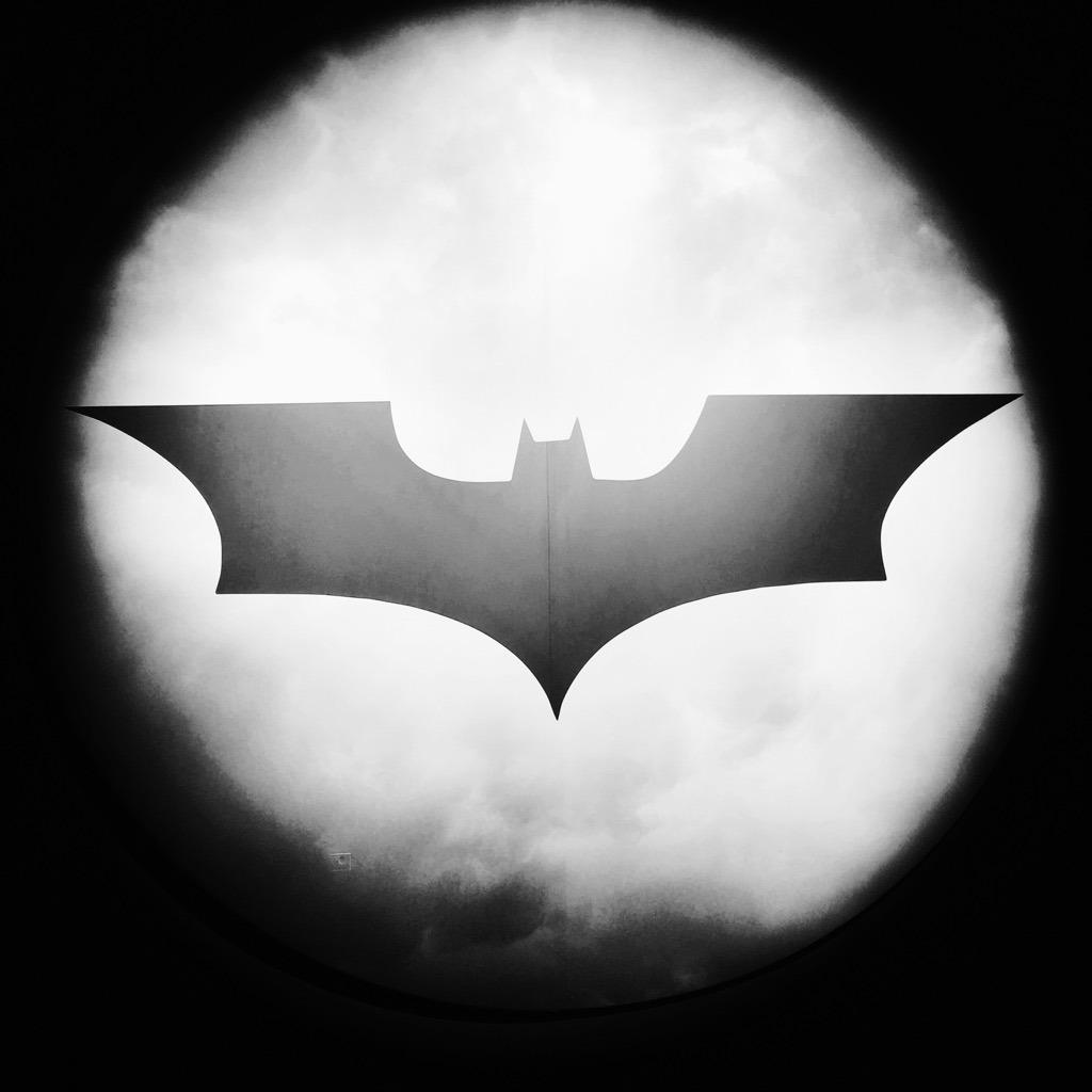 DC BAT LOGO