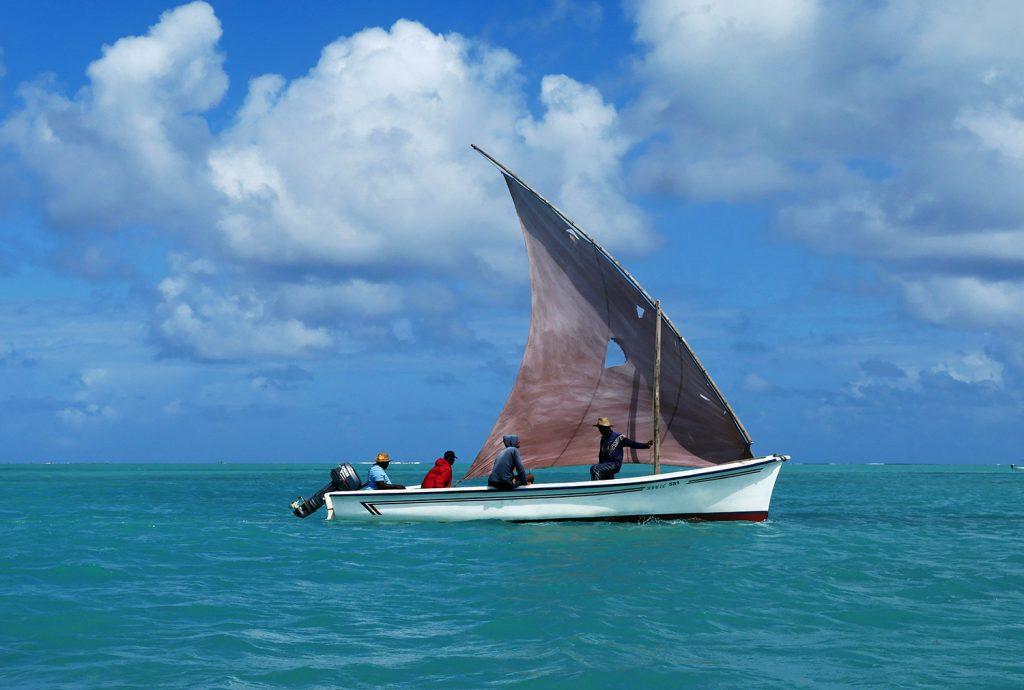 Fishing Rodrigues Island, Mauritius