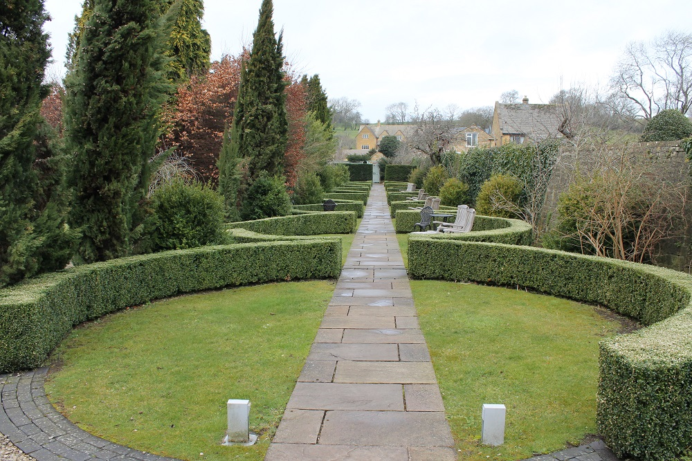Cotswold House Hotel & Spa - garden