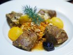 Ishtar Turkish Restaurant London - Lamb with Fruit