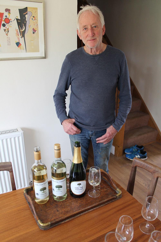 Cotswold House Hotel - Little Oak wine tasing